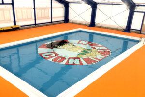 コナンのプール2