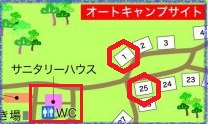 オートキャンプ-1-25-案内地図