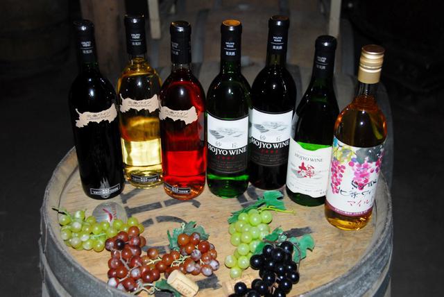 北条ワイン